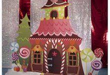 Christmas Decorations Gingerbread Theme Christmas Decor Inspirations