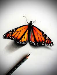 monarch butterfly by badfish1111 on deviantart