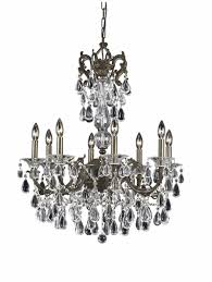Bronze And Crystal Chandeliers How To Install Crystal Chandeliers Lightingparadise Miami