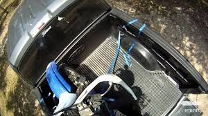 motocross bike carrier how to load dirt bike into truck by yourself youtube