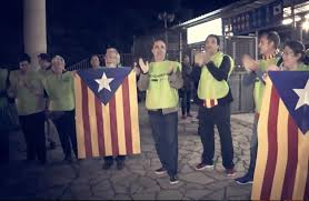 katalonien referendum so lief die wahl in spanien ab blick am abend
