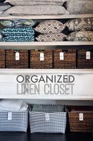 linen closet organized linen closet honey we re home