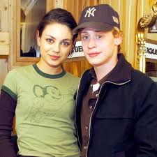 Mila Kunis Remembers This About Dating Macaulay Culkin   Us Weekly Mila Kunis and Macaulay Culkin