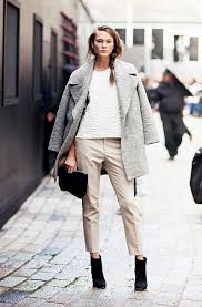 20 stylish winter looks with ankle boots belletag