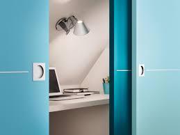 wooden door sliding door system partitions from raumplus