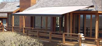 Deck Awnings Retractable K300 Retractable Awning Great For Waterfront Properties Compact
