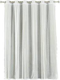 Grey And White Polka Dot Curtains Best Home Fashion Inc Mix And Match Polka Dots Blackout Thermal
