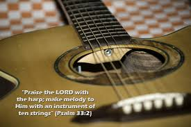 where in the bible does it say how to worship god
