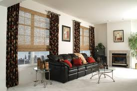 woven wood shades offer style and texture nh blinds