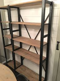 Kitchen Shelving Units by My Divine Home Ikea Ivar Hack Industrial Shelving Unit