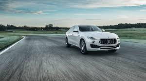 maserati road maserati levante sets a new suv benchmark