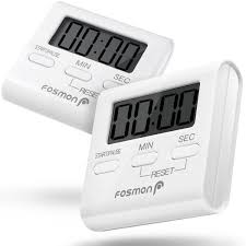 kitchen timer digital kitchen timer with magnet and stand fosmon