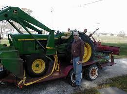 john deere 1530 diesel tractor with loader for sale