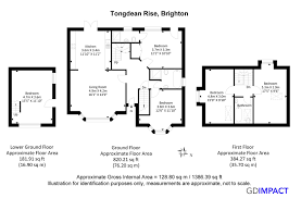 Chalet Bungalow Floor Plans Uk 5 Bedroom Property For Sale In Tongdean Rise Withdean Brighton