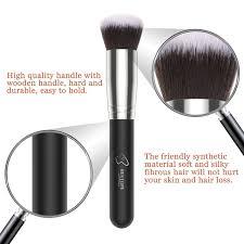 amazon com bestope makeup brushes 8 pieces makeup brush set