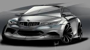 bmw concept sketch hamid s n e vehicle design at humber