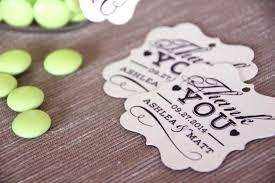 tags for wedding favors printable wedding favor tag thank you swing tag diy printable