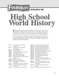 The Mcgraw Hill Companies Worksheet Answers History Foldableshistory 2