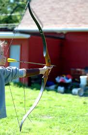 backyard archery set archery range in the yard la casa urbana