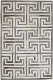 Patchwork Cowhide Rug Geometric Cowhide Rug Mh 277 By Madisons Inc Luxemoderndesign Com