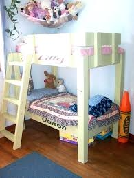 Crib Loft Bed Mini Loft Bed Mini Bunk Beds Loft Bed Space Saver Crib Size Bunk