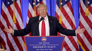 Desk Pop The Other Guys Trump Press Conference His First As President Elect With