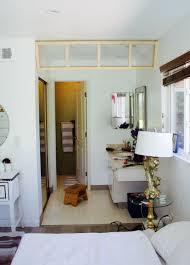 Barn Door On Bathroom by Before U0026 After Barn Door Installation Decorating Lonny