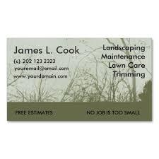Landscape Business Cards Design 140 Best Landscaping Business Cards Images On Pinterest Business