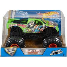 superman monster truck videos wheels monster jam bad news travels fast vehicle walmart com
