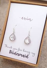 personalized jewelry gift boxes best 25 bridesmaid jewelry gift ideas on personalized