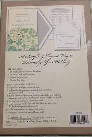 Do It Yourself Wedding Invitation Kits Do It Yourself Wedding Invitations Templates Best Do It Yourself