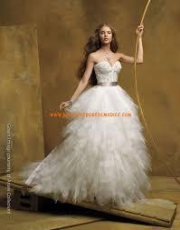 robe de mariã e createur créateur robe de mariée en tulle col coeur ceinture