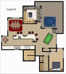 Free House Plans Online by 3d Room Maker Mancave With Tvs Open Bar Ice Maker Bev Center Pool