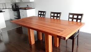 table cuisine bois massif tables en bois massif signature stéphane dion
