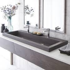 bathroom sink narrow bathroom sink trough sink tiny bathroom