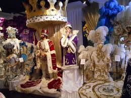 mardi gras royalty royalty presides the ballroom picture of mardi gras museum