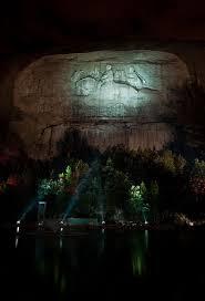 stone mountain laser light show stone mountain at night stone mountain georgia stone mountain and