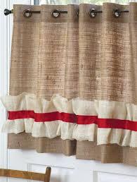 Grommet Burlap Curtains Rustic Burlap Curtains Curtains Curtains May Seem Like A