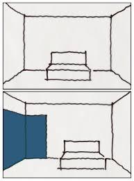 Schlafzimmer Wand Blau Blau Und Die Lösung Für Einen Raum