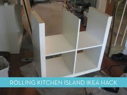 kitchen island ikea hack how to a nesting kitchen island ikea hack curbly