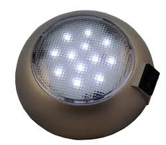 4 5 led battery powered dome light magnetic base