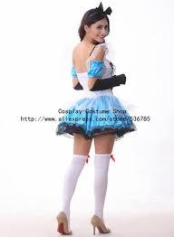 plus size xl alice in wonderland costume maid fantasia fairy tale