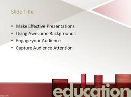 powerpoint template education free download 20 sample education