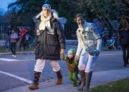 flying solo trudeau family channel star wars for trick or