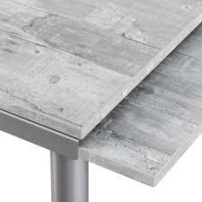 table de cuisine en stratifié table de cuisine en stratifié avec rallonges basic 4 pieds