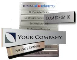 Desk Signs For Office Wall Door Desk Signs Trophies Awards Imprint Plastic