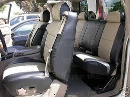 2003 Chevy Silverado Interior Silverado Leather Seats Ebay