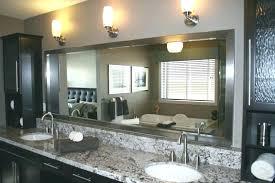 Bathroom Ideas Country Style Bathroom Mirror Ideas For Vanity Mirrors Wonderful