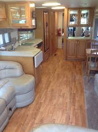 Installing Laminate Flooring In Rv Rv Flooring Replacement Youtube