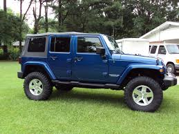 kevlar jeep blue show your deep water blue page 7